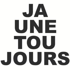 Jaune Toujours - Routes