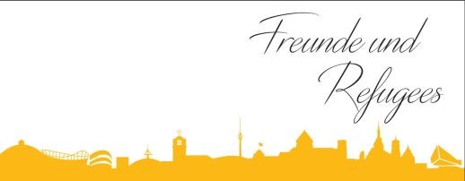 Freunde und Refugees Stuttgart