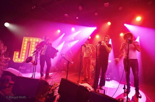 Jaune Toujours live @ Ancienne Belgique Brussels 2018