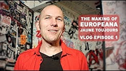JT Vlog EUROPEANA 01